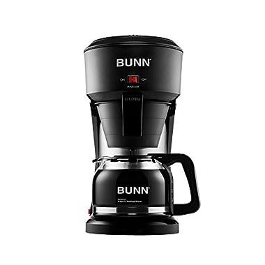 BUNN Speed Brew 10-Cup Home Coffee Brewer