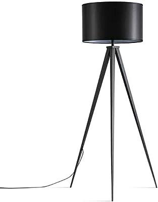 Camino a casa | Lámpara de pie go negro - Estructura en hierro y ...