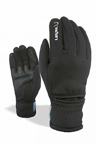 Level Gants d'hiver Unisexe pour Adulte Trail Polartec I-Touch Dark Taille XS