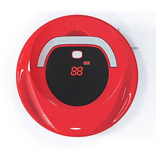 Buy Jumedy Automatic Self-Charging Robotic Vacuum for Cleaning Hardwood Floors, Medium-Pile Carpets,...
