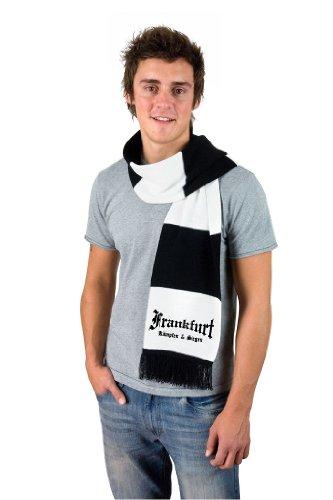 Frankfurt Ultras Fan Schal Retro Balkenschal kämpfen & Siegen