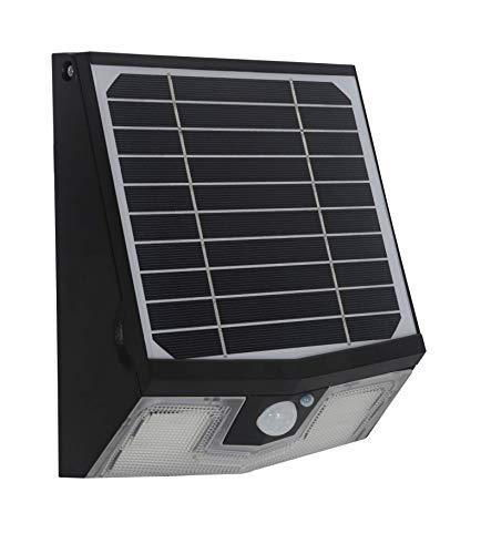Voltman VOM069215 VOM69215-Eos-Black - Aplique solar (700 Lm-4000...
