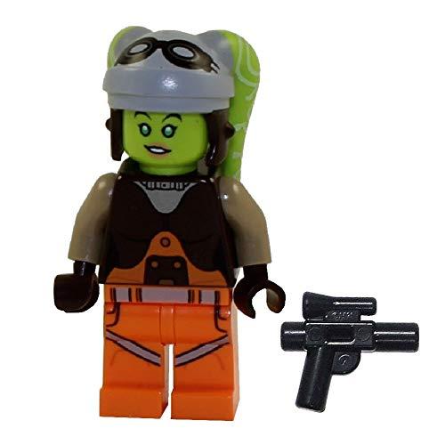 LEGO Star Wars Rebels Minifigure - Hera Syndulla with Blaster (75053)