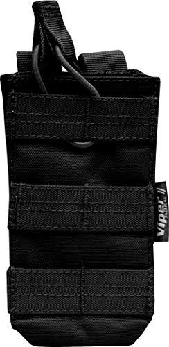 Viper TACTICAL - Portacargador Individual de liberación rápida - Negro