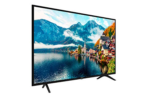 HISENSE H50BE7000 TV LED Ultra HD 4K, HDR, Dolby DTS, Slim Design, Smart TV VIDAA U3.0 AI, Triple Tuner