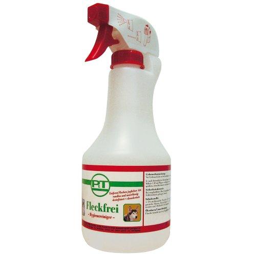 2 x 500ml Fleckfrei - Es ist auf Haustierflecken spezialisiert und entfernt KOT- und Urinflecken randlos gründlich.