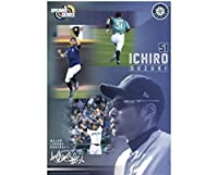 2019 MLB開幕戦記念 イチロー限定商品 ポスター(A)