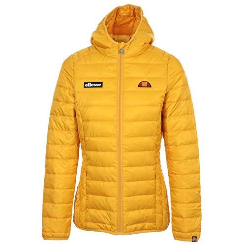 ellesse Lompard W Winterjacke Dark Yellow
