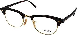 【RayBan】 レイバン メガネ 伊達メガネ 眼鏡 ダテメガネ クラブマスター CLUBMASTER RX5154 2372