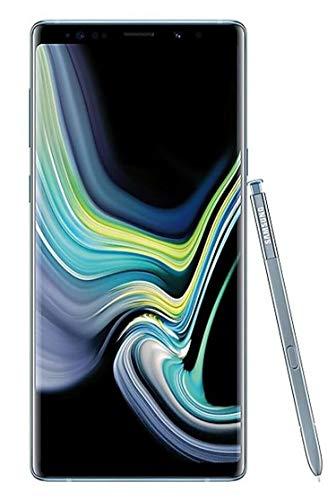 Samsung - Galaxy Note 9 SM-N960U 128GB GSM + CDMA Unlocked (Silver) - US Warranty