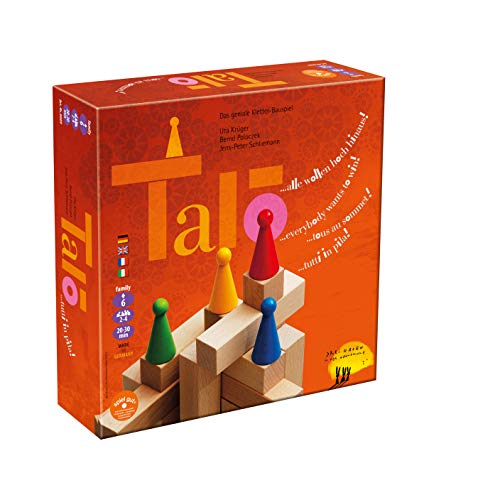 TALO, Würfel-, Rechen und Bauspiel