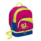 Zainetto Con Portavivande SJ Active Lunch Backpack (Rosa)