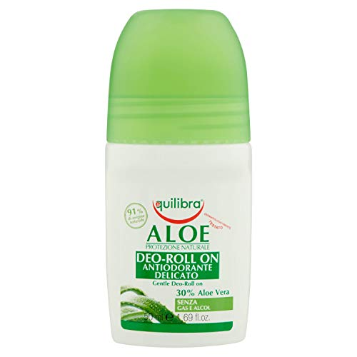 Equilibra Aloe Deo Roll-On, 50 ml