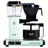 Technivorm Moccamaster 53951 KBG, 10-Cup Coffee Maker, 40 oz, Pistachio Green