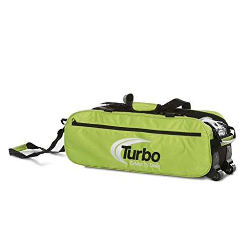 Turbo Express 3 Bola Tote- de viaje, color verde: Amazon.es ...