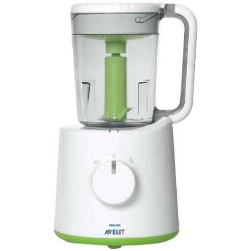 Philips AVENT SCF870/23 kit per la preparazione di alimenti per bambino 800 L 400 W