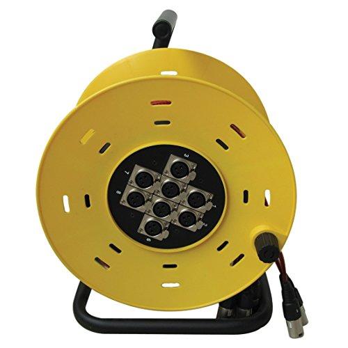 Accu Cable AC-MCR 8/15 XLR-Kabeltrommel