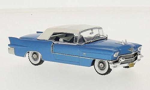 Tienda de moda y compras online. Cadillac Eldorado Biarritz 1956 met.-azul  blanco blanco blanco 1 43 Premium X  tienda de bajo costo