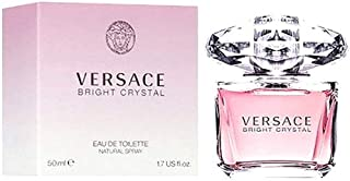 Versace Bright Crystal for Women 50ml Eau de Toilette