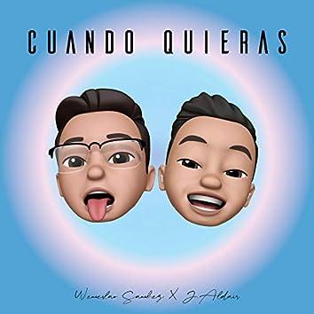 Cuando quieras (feat. Javier Aldair)