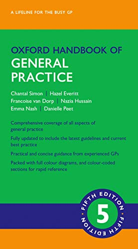 Oxford Handbook of General Practice (Oxford Medical Handbooks) (English Edition)