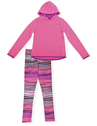 Cheetah Girls 2 Piece Hooded Sweatshirt and Leggings Set, Colorful Hoodie, Girls, Teens