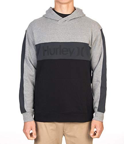 Hurley M Blocked Pullover Fleece