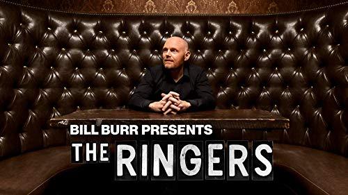 Bill Burr Presents The Ringers Season 1 43inch x 24inch Plastic Poster - Waterproof - Anti-Fade - Outdoor/Garden/Bathroom -