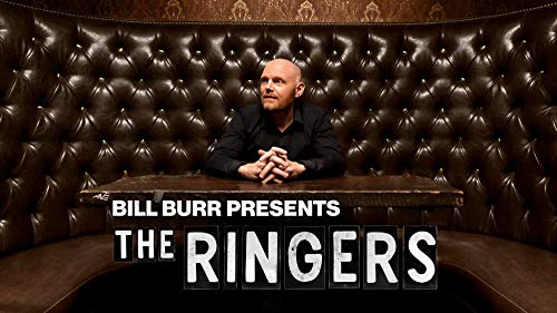 Bill Burr Presents The Ringers Season 1 43inch x 24inch Plastic Poster - Waterproof - Anti-Fade - Outdoor/Garden/Bathroom -