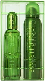 Colour Me Green Eau De Toilette For Men Perfume And Spray - 50Ml