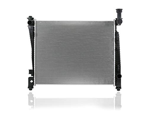 Radiator - Pacific Best Inc For/Fit 13200 11-15 Jeep Grand Cherokee 3.6L 11-20 Grand Cherokee 5.7L 11-14 Dodge Durango 3.6L & 5.7L - STANDARD DUTY COOLING ONLY -