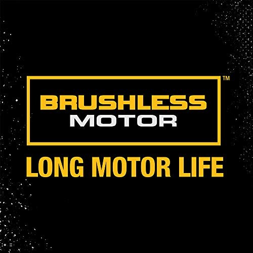 DEWALT 20V MAX String Trimmer, Brushless, 5-Ah Battery, 13-Inch (DCST920P1)