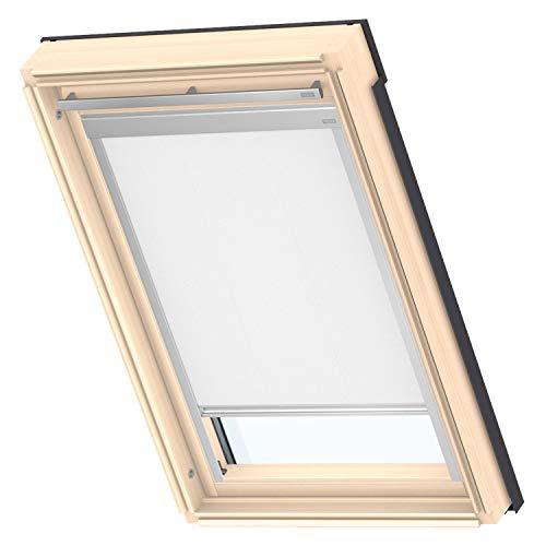 VELUX Classic-Verdunkelungsrollo (DBL) Dachfenster, S08, 608, Weiß