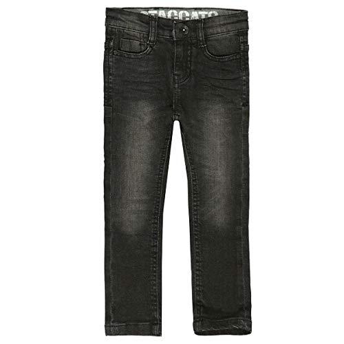 Staccato Jungen Skinny Jeans Regular Fit - Ben - Black Denim