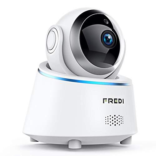 Caméra Sécurité Wifi 1080P FREDI IP,...