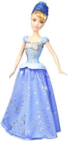 Mattel Disney Princess CHG56 - Zauberkleid Cinderella Modepuppe