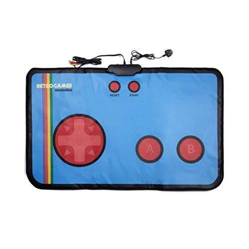 Thumbs Up OR-RETDANCEM dance pad - Dance Pads (Soft pad, Multicolor, 800 mm, 900 mm, 25 mm, 488 g) , color/modelo surtido