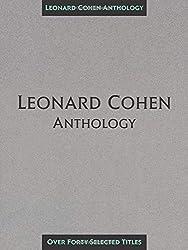 Leonard cohen anthology piano, voix, guitare