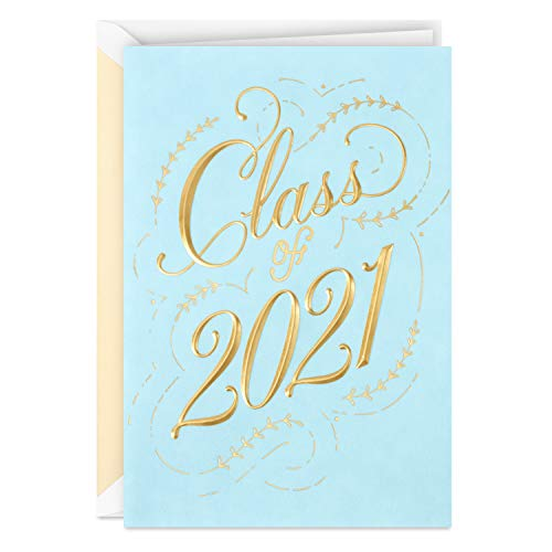 Hallmark Signature Graduation Card (Class of 2021)