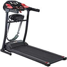 The WorldWide Treadmill YY-1006D-a (Red)