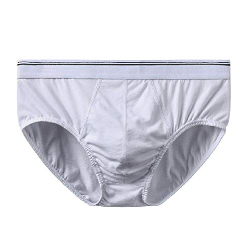 Los hombres de gran tamaño de la ropa interior pantalones cortos personalidad masculina tramo ropa interior de algodón