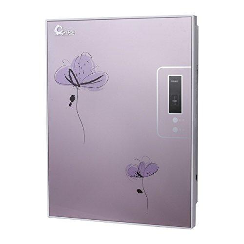 Filtro de agua JIAYIDE® Sistema de filtración de agua por agua viva, ionizador alcalino de pH alto Dispensador de purificador de agua, filtración super rápida GR-5076-RO1B