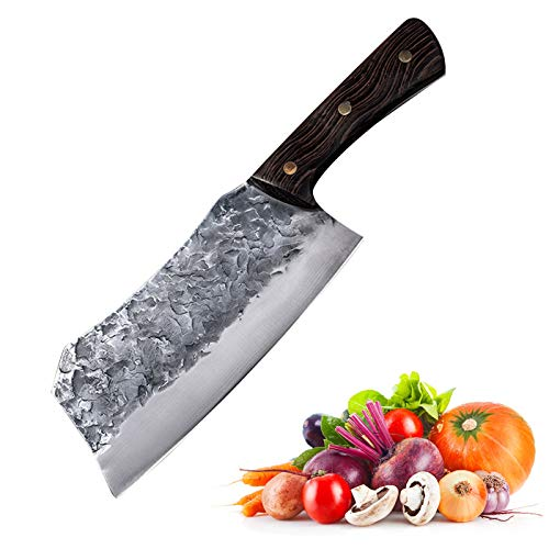 SSSSY Cocina Cuchillo de Cocina 7.5 Pulgadas Santoku Cuchillo Chef Chef-Chef 5CR...