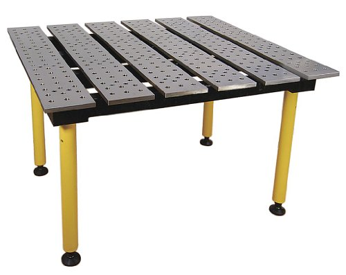 Strong Hand Tools BuildPro Modular Welding Table, Model Number TMA54738
