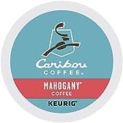 Caribou Coffee Mahogany Keurig K-Cups (Pack of 48)