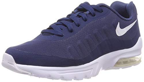 Nike Air Max Invigor (GS), Scarpe Running Uomo, Multicolore (Navy/White 407), 38.5 EU