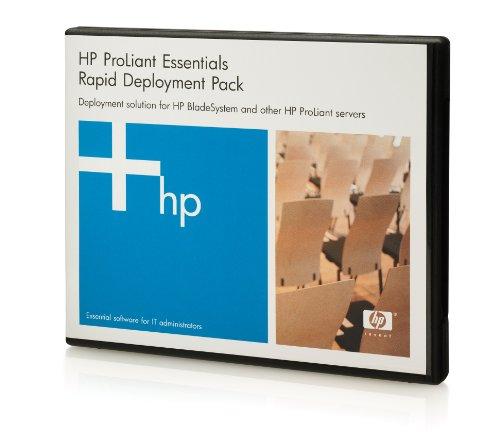 Hewlett Packard Enterprise Insight Server Deployment 1 Server 1yr Support/Updates Software License