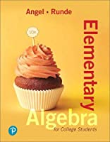 Elementary Algebra For College Students, 10th Edition Front Cover