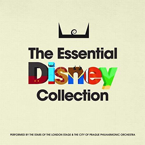 The Essential Disney Collection [Vinyl LP]