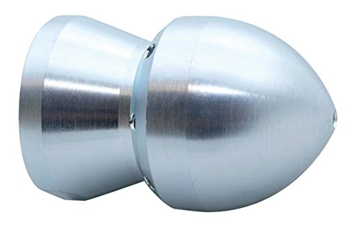Underhill DN-75 Drain Blaster Cleaning Nozzle, 3/4-Inch Hose Thread